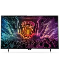 Televizor PHILIPS 55PUH6101/88, Smart TV, 139 cm, UltraHD 4K, Negru
