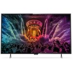 Televizor PHILIPS 55PUH6101/88, Smart TV, 139 cm, UltraHD 4K, Negru