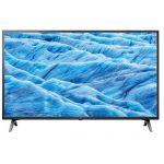 Televizor LG 43UM7100PLB, Smart, 109 cm, Ultra HD 4K, HDR, Negru