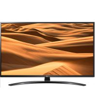 Televizor LG 50UM7450PLA, Smart, 126 cm, Ultra HD 4K, Negru