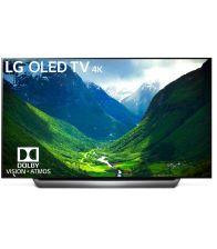 Televizor OLED LG 55C8PLA, Smart, 139 cm, Ultra HD 4K, Argintiu