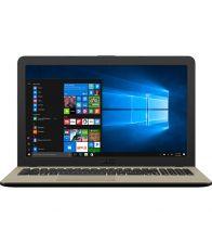 Laptop ASUS VivoBook X540MA-GO207, Intel® Celeron® N4000, 4GB DDR4, 500GB, GMA UHD 600, Endless OS, Negru