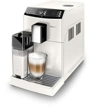 Espressor PHILIPS EP3362/00, 6 bauturi, Carafa pentru lapte 0,5 l, Filtru Aquaclean, Alb