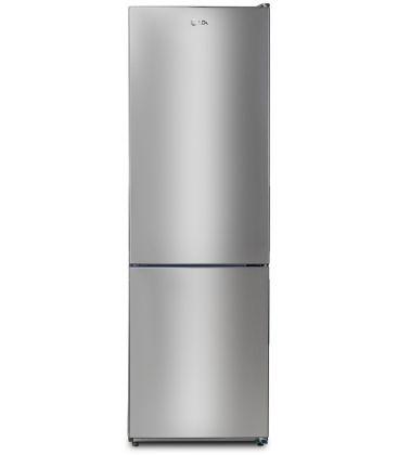 Combina frigorifica LDK CF 295 NFIX+, Clasa A+, Capacitate 295 l, No Frost, Argintiu