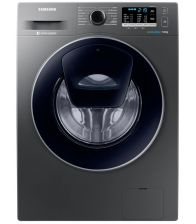 Masina de spalat SAMSUNG WW90K5410UX/LE, Clasa A+++, Capacitate 9 Kg, Eco Bubble™, Motor Digital Inverter, Gri