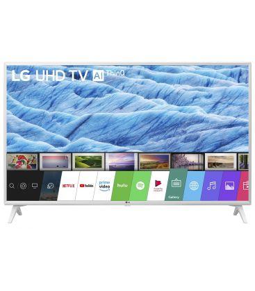 Televizor LG 43UM7390PLC, Smart, 108 cm, Ultra HD 4K, webOS, HDR 10, Alb