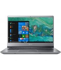 Ultrabook Acer Swift 3 SF314-56, Intel® Core™ i3-8145U, 8GB DDR4, 256GB SSD, GMA UHD 620, Win 10 Home, Argintiu