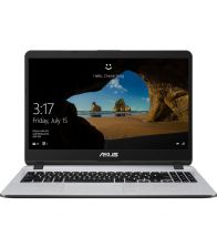 Laptop ASUS X507UA-EJ315, Intel® Core™ i3-7020U 2.30 GHz, 4GB DDR4, 1TB, GMA HD 620, Endless OS, Gri