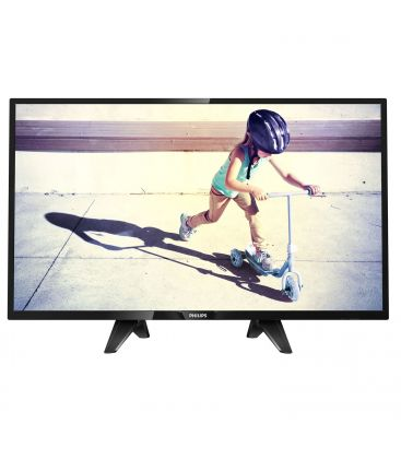 Televizor PHILIPS 32PFS4132/12, 80 cm, Full HD, Negru