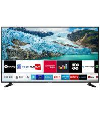 Televizor SAMSUNG 65RU7092, Smart, 163 cm, Ultra HD 4K, Tizen, Negru