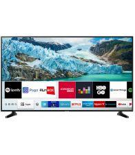 Televizor SAMSUNG 50RU7092, Smart, 125 cm, Ultra HD 4K, Tizen, Negru