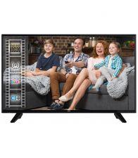 Televizor NEI 43NE5505, 108 cm, Smart, Full HD, Negru