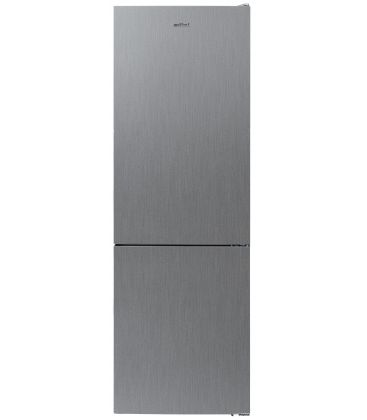 Combina frigorifica SILTAL Primo IHMC33R, Clasa A+, Capacitate 336 l, Less Frost, Raft vinuri, Rosu