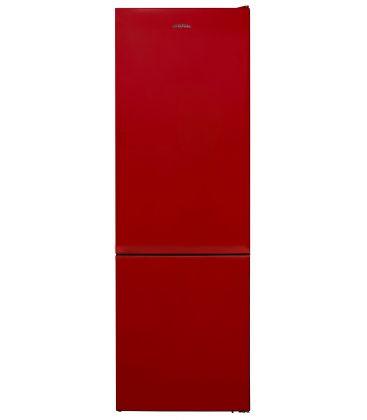 Combina frigorifica SILTAL Bella IHMC37R, Clasa A+, Capacitate 372 l, Less Frost, Raft vinuri, Rosu