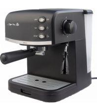 Espressor manual ARIELLI KM-469 BS, Putere 850 W, Capacitate rezervor 1.25 l, 15 bar, Negru