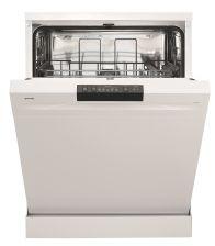 Masina de spalat vase GORENJE GS62010W, Clasa A++, Capacitate 12 seturi, 2 cosuri, 5 programe, Alb