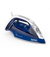 Fier de calcat TEFAL UltraGliss FV4998E0, Putere 2600 W, Capacitate 270 ml, Jet 230 g/min, Albastru