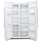 Side by Side SILTAL PASSIONE DUE IHID51NW, Clasa A+, Capacitate 510 l, H 177 cm, Alb