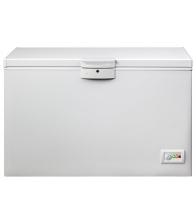 Lada frigorifica BEKO HS22953, Clasa A++, Capacitate 284 l, 3 cosuri metalice, Incuietoare, Alb