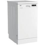 Masina de spalat vase Beko DFS26024W, Clasa A++, Capacitate 10 seturi, 6 programe, Motor ProSmart™Inverter, Fast+ , Alb