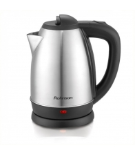 Fierbator Rohnson R7030, Putere 2200 W, Capacitate 1.7 l, Inox