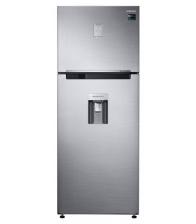 Frigider cu doua usi Samsung RT46K6630S8, Clasa A+, Capacitate 452 l, Full NoFrost, Dual Cooling, H 182.5, Inox