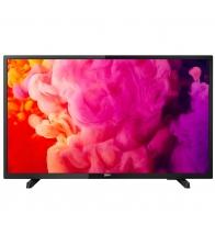 Televizor Philips 32PHT4503/12, LED, 80 cm, HD Ready, Negru