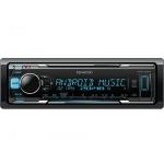 Player auto MP3 KENWOOD KMM-123Y, Putere 4 x 50W, USB, FM, Negru