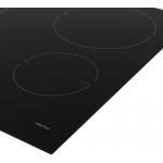 Plita incorporabila cu inductie Beko HII64200FMT, 4 zone de gatit, Touch Control, Pan detection, Timer, Booster, 60 cm, Negru