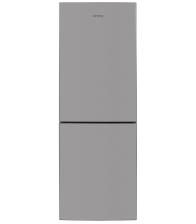 Combina frigorifica Arctic AK60360MT+, Clasa A+, Capacitate 334 l, Fast Freeze XL Zone, H 201 cm, Argintiu