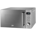 Cuptor cu microunde Beko MOF20110X, Putere 800 W, Capacitate 20 l, Dezghetare, Timer, Inox