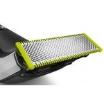 Aparat de barbierit si tuns barba Philips OneBlade Pro QP6520/20,  Negru