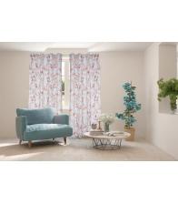 Set 2 draperii Heinner Cherry Flower Bumbac 140 x 270 cm