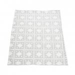 Patura Heinner Fleece Gri Stars 150 x 200 cm, Poliester