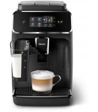 Espressor complet automat Philips EP2230/10, Putere 1500 W, Capacitate 1.8 l, Spumant LatteGo, Touch control, Negru