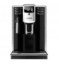 Espressor automat Philips EP5310/10, Putere 1850 W, Capacitate 1.8l, 15 cesti, Spumare lapte, AquaClean, Negru