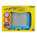 Tablita de scris magnetica Megasketcher Tomy T6555, 3 ani +