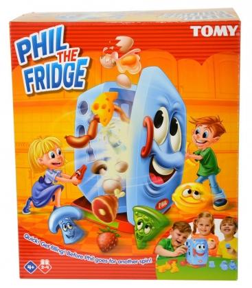 Joc interactive Tomy, Frigiderul Phil T726550, 4 ani +