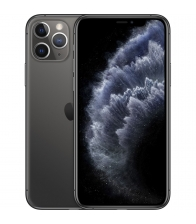 Telefon Apple iPhone 11 PRO MAX, Procesor A13 Bionic,  64 GB stocare, 4 GB RAM, Gri spatial