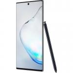 Telefon SAMSUNG Galaxy Note 10, Procesor Exynos 9825, 256 GB Stocare, 8 GB RAM, Negru