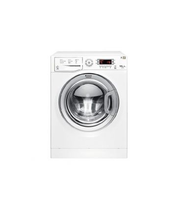 Masina de spalat HOTPOINT ARISTON WDD 9640 BX cu Uscator, 1400 RPM, 9 Kg Spalare/ 7 Kg Uscare, Clasa A, Alb