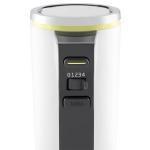 Mixer de mana Beko Foodster HMM7420W, Putere 425 W, 4 viteze, Functie Turbo, Alb