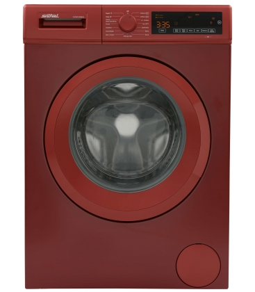 Masina de spalat Siltal Cuore ICG8B12 Chateau grigio, Clasa A+++, Capacitate 8 Kg, 1200 rpm, Motor inverter, Eco-Logic, Gri