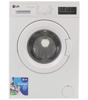 Masina de spalat rufe LDK HIGEEA EL61SBW, Clasa A++, Capacitate 6 Kg, 1000 rpm, Eco-logic, Alb