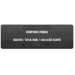 Boxa portabila Home BT 2600, Putere 10 W, Bluetooth, microSD, USB, Radio FM, AUX, Negru