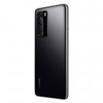 Telefon Huawei P40 Pro, Chipset Kirin 990, 256 GB stocare, 8 GB Ram, 5G, Dual-Sim, Negru