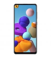 Telefon Samsung Galaxy A21S, Chipset Exynos 850, 32 GB stocare, 3 GB Ram, Dual SIM, Baterie 5000 mAh, Negru