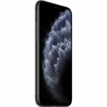Telefon Apple iPhone 11, Procesor A13 Bionic, 4 GB RAM, 128 GB stocare, Negru