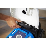 Aspirator cu sac Philips FC8366/09, Putere 750 W, Capacitate 3 l, AirflowMax, Cap TriActive, ActiveLock, Coral