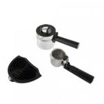 Espressor Home HG PR 06, Putere 800 W, Capacitate 4 cesti, Negru